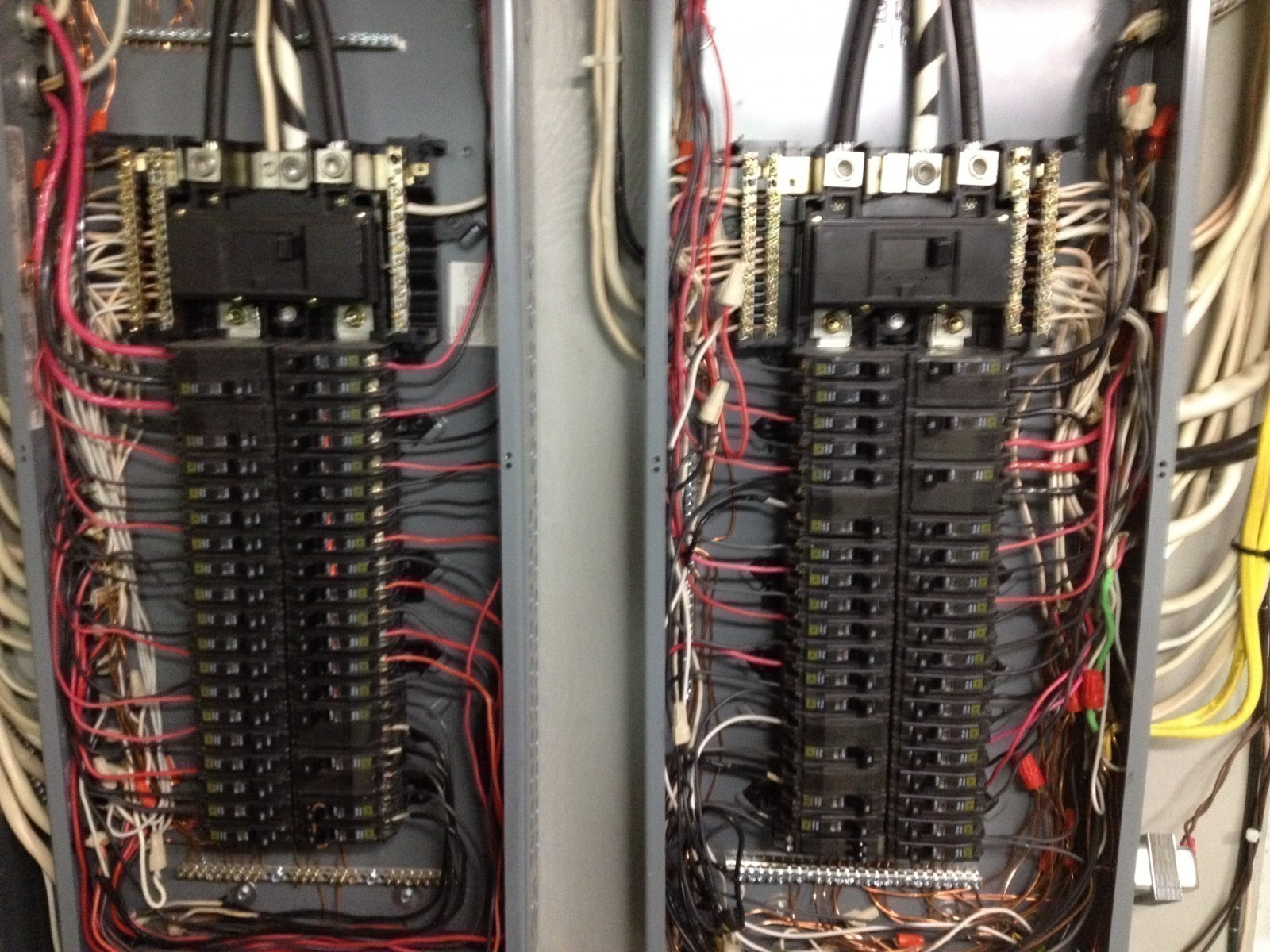 Modern Electrical Fuse Box : Electrical panel service upgrades in montclair nj