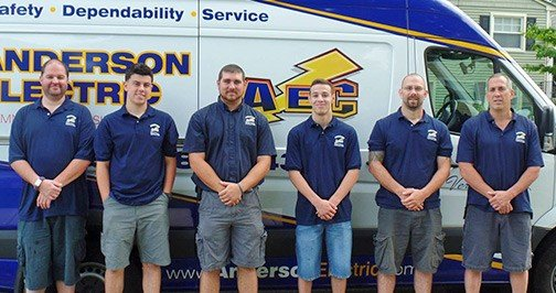 The Anderson Electric Corp. Team